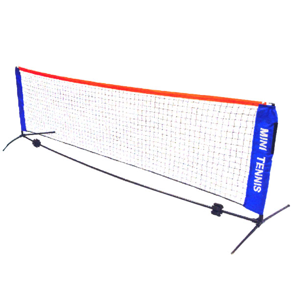 Filet mini tennis net for Filet badminton exterieur