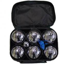 6 boules de pétanque - Loisirs