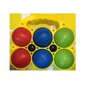 6 boules de pétanque - Plastique - Pétanque-atout