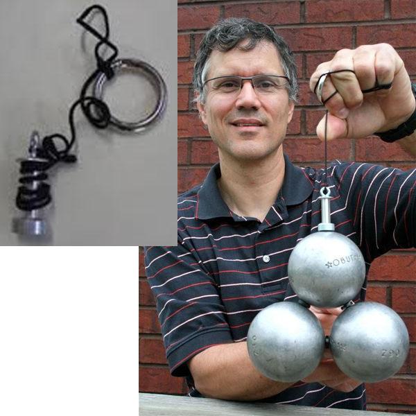 Ramasse boules magnetique magnetic petanque ball lifter for Ramasse boule de petanque